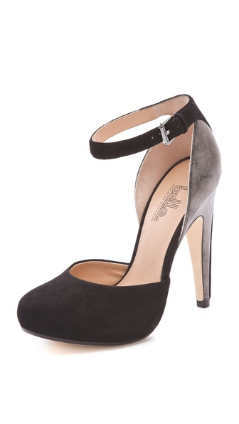 Belle by Sigerson Morrison Krissy 2 Piece Pumps