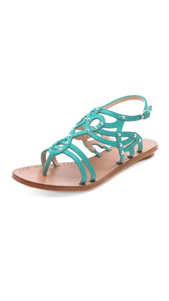 Belle by Sigerson Morrison Roma Stud Sandals