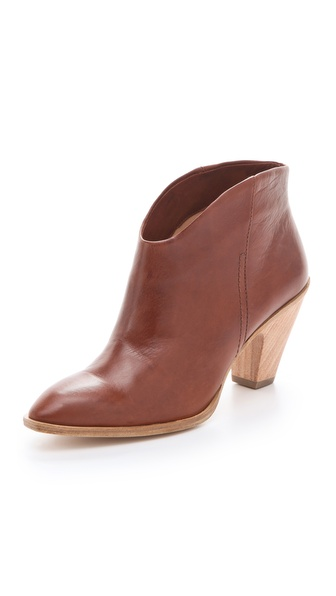 Belle by Sigerson Morrison Lamar Distressed Booties