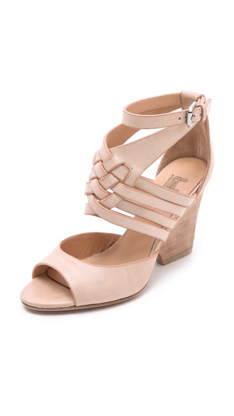 Belle by Sigerson Morrison Daisy Crisscross Sandals