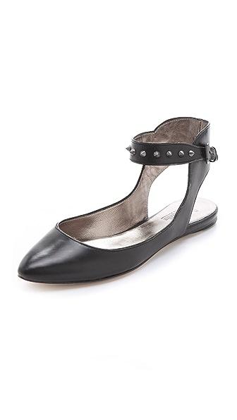 Belle by Sigerson Morrison Verita Ankle Wrap Flats