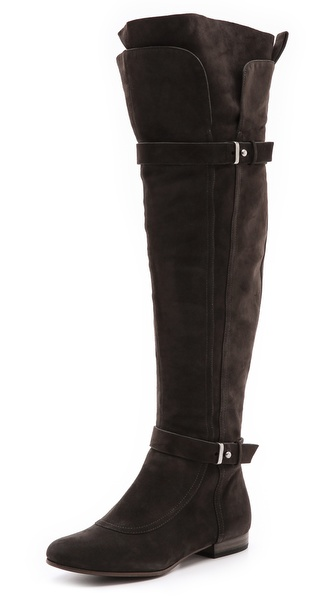 Belle by Sigerson Morrison Mikalo Flat Over the Knee Boots