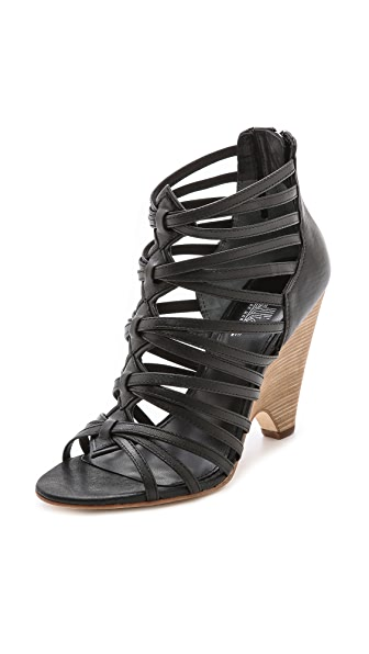 Belle by Sigerson Morrison Annie Caged Sandals
