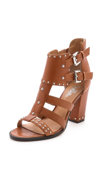 Belle by Sigerson Morrison Bruna Studded Sandals