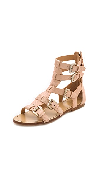 Belle by Sigerson Morrison Bianca Gladiator Sandals