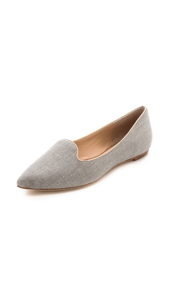Belle by Sigerson Morrison Sadie Tweed Loafers