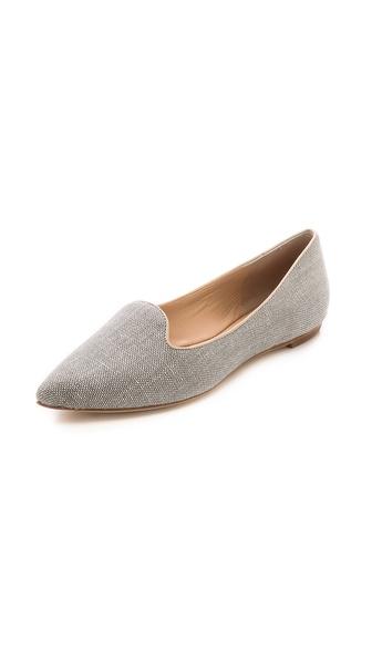 Belle by Sigerson Morrison Sadie Tweed Loafers