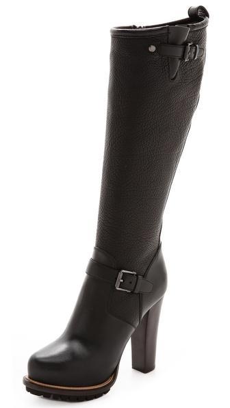Belstaff Halewood Heeled Boots