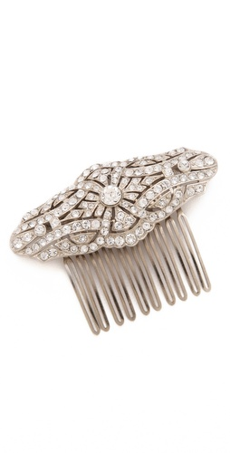 Ben-Amun Crystal Hair Comb at Shopbop / East Dane