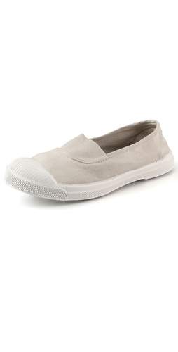 Bensimon Elastique Tennis Flats