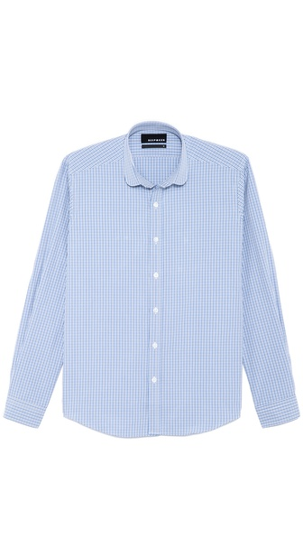 Bespoken Rounded Collar Shirt