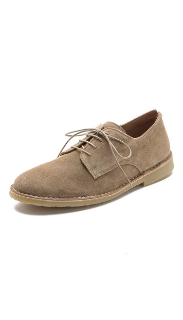 Bespoken Stitchdown Derby Shoes