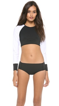 Beth Richards Kelly Rash Guard