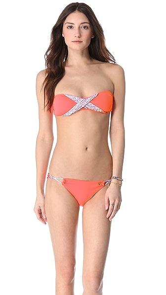 Bettinis Cayla Bandeau Bikini Top