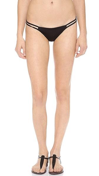 Bettinis Heart Bikini Bottoms