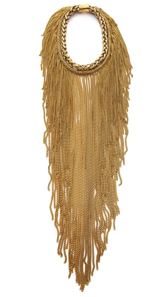 Bex Rox Maasai Long Chain Necklace