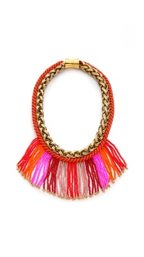 Bex Rox Mini Short Beaded Maasai Necklace