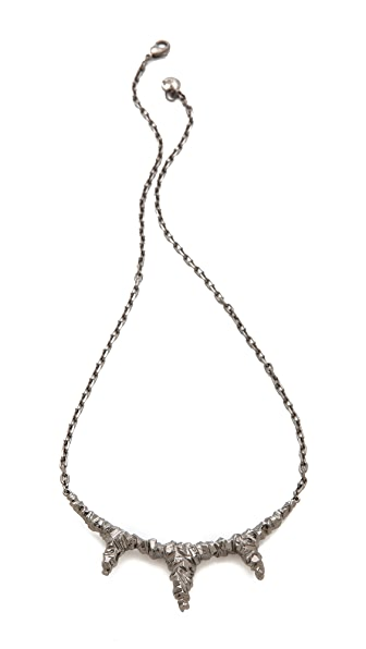 Brooklyn Heavy Metal Stone Age Necklace