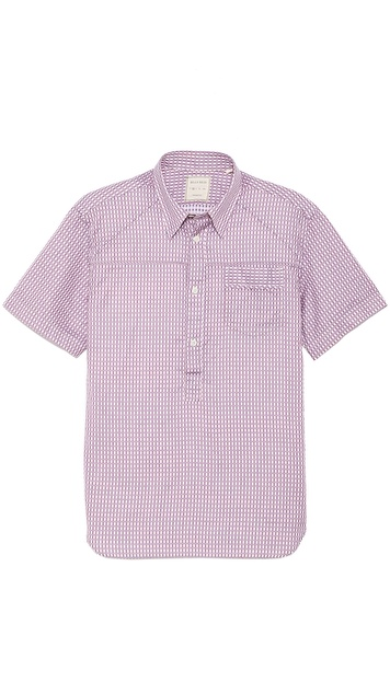 Billy Reid Dixon Shirt