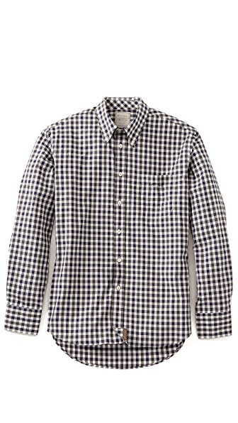 Billy Reid Tuscumbia Sport Shirt
