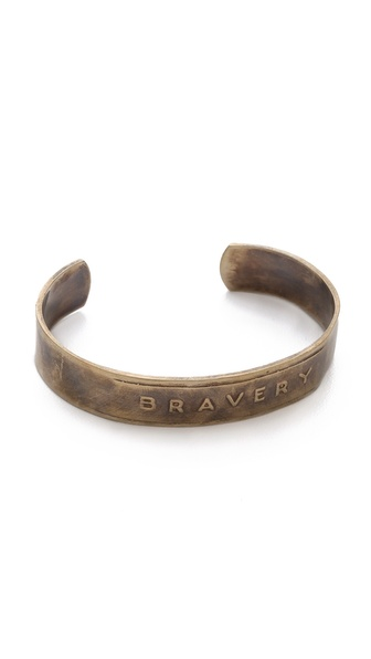 Bing Bang Bravery Cuff