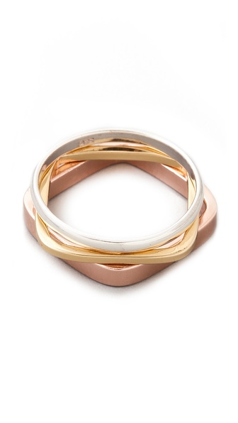 Bing Bang Mixed Rings Set
