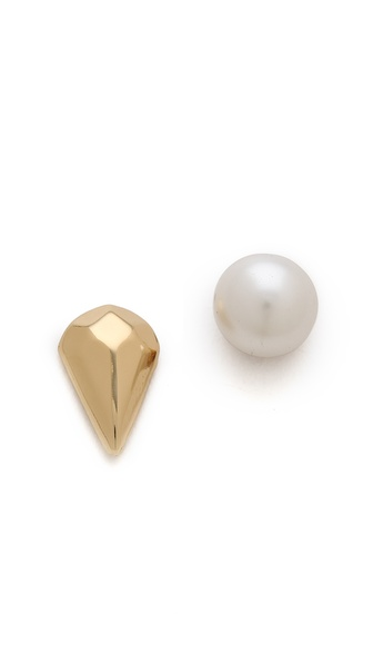 Bing Bang Monroe Duet Stud Earrings