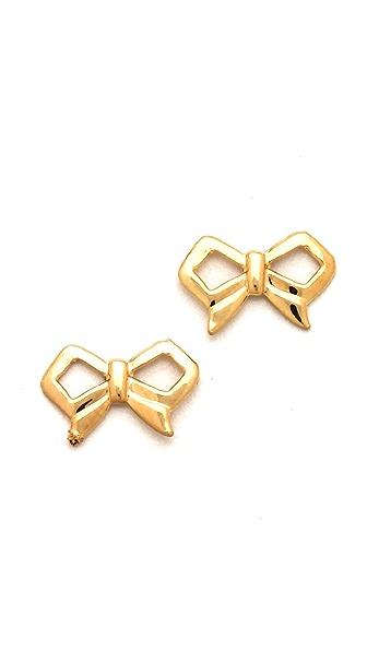 Bing Bang Bow Stud Earrings