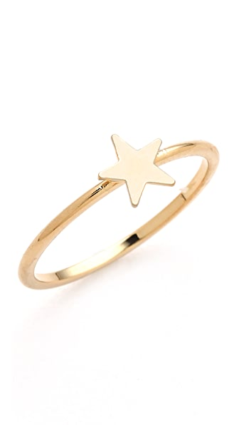 Bing Bang Star Ring