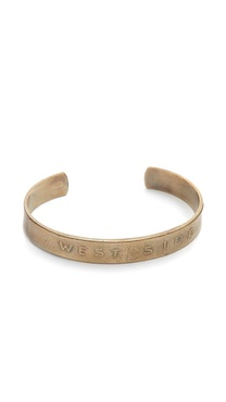 Bing Bang West Side Cuff Bracelet