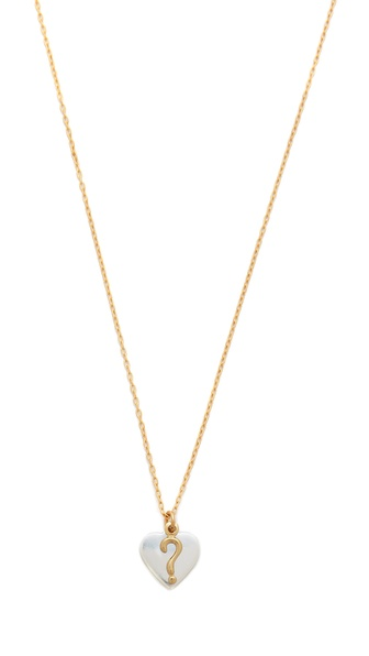 Bing Bang Secret Admirer Necklace