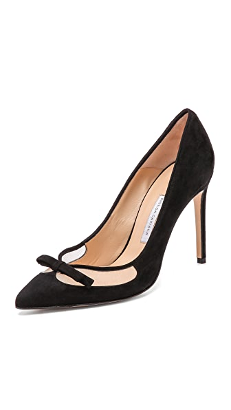 Bionda Castana Beatrix Bow Pumps