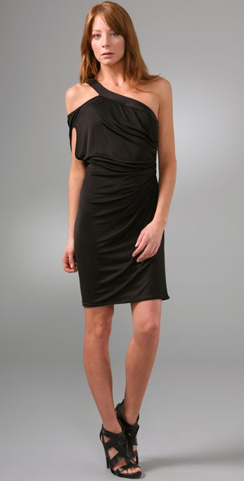 Black Halo Callie Dress