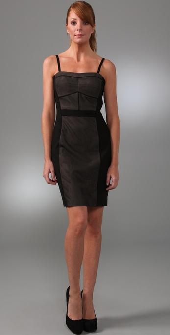 Black Halo Zsa Zsa Sheath Dress