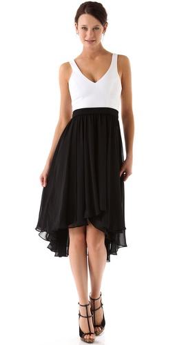 Black Halo Francis Dress