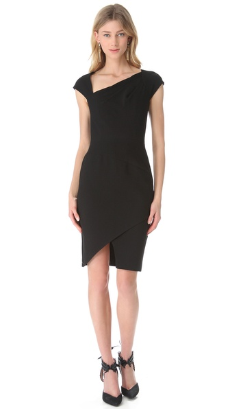 Black Halo Lilly Dress