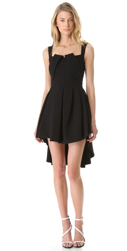 Black Halo Eve Stirling Cocktail Dress