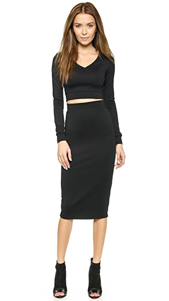 Kupi Black Halo haljinu online i raspordaja za kupiti Black Halo Marett Two Piece Sheath Dress Black online