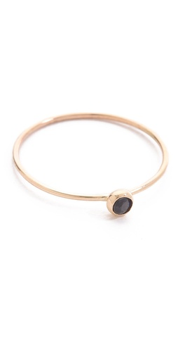 blanca monros gomez Sapphire Seed Ring