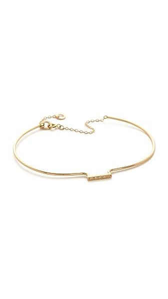 Blanca Blanca Dianty Diamond Cuff Bracelet (Multicolor)