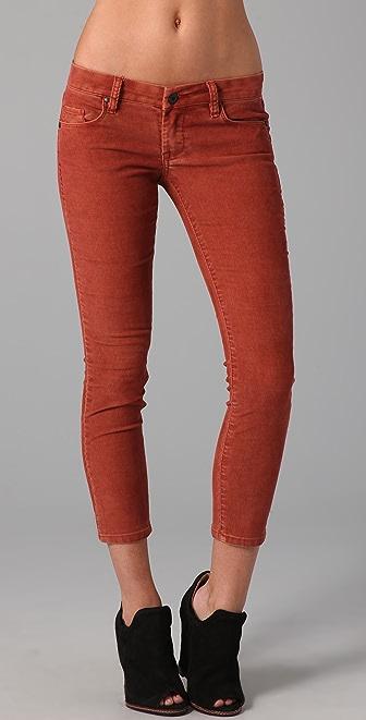 Blank Denim Cigarette Vintage Corduroy Pants