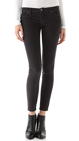 Blank Denim Corduroy Leggings