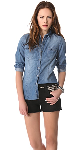 Blank Denim Denim Shirt