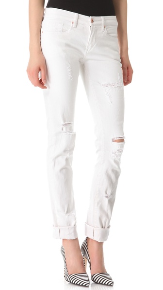 Blank Denim Straight Leg Jeans