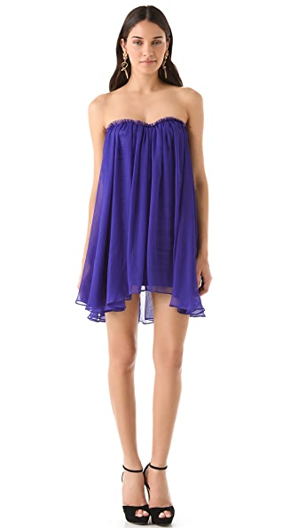 Blaque Label Sweetheart Mini Dress