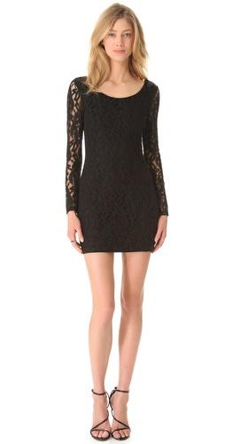 Blaque Label Long Sleeve Dress