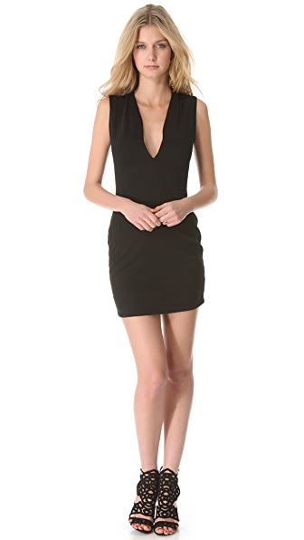 Blaque Label Low Cut Sleeveless Dress