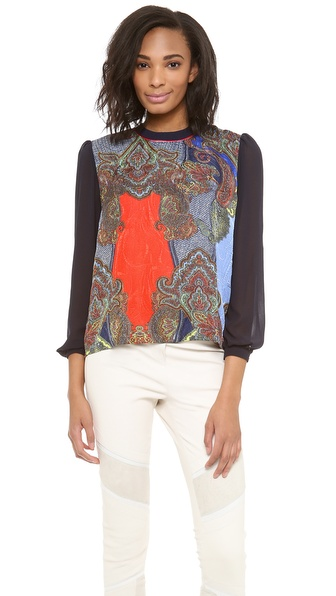 Blaque Label Long Sleeve Blouse