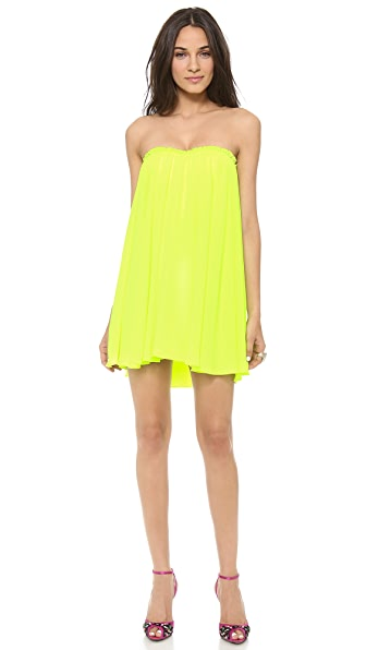 Blaque Label Strapless Dress