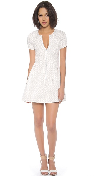Blaque Label Short Sleeve Dress